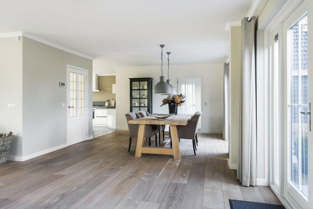 Tips voor onderhoud geoliede houten vloer eiken vloeren